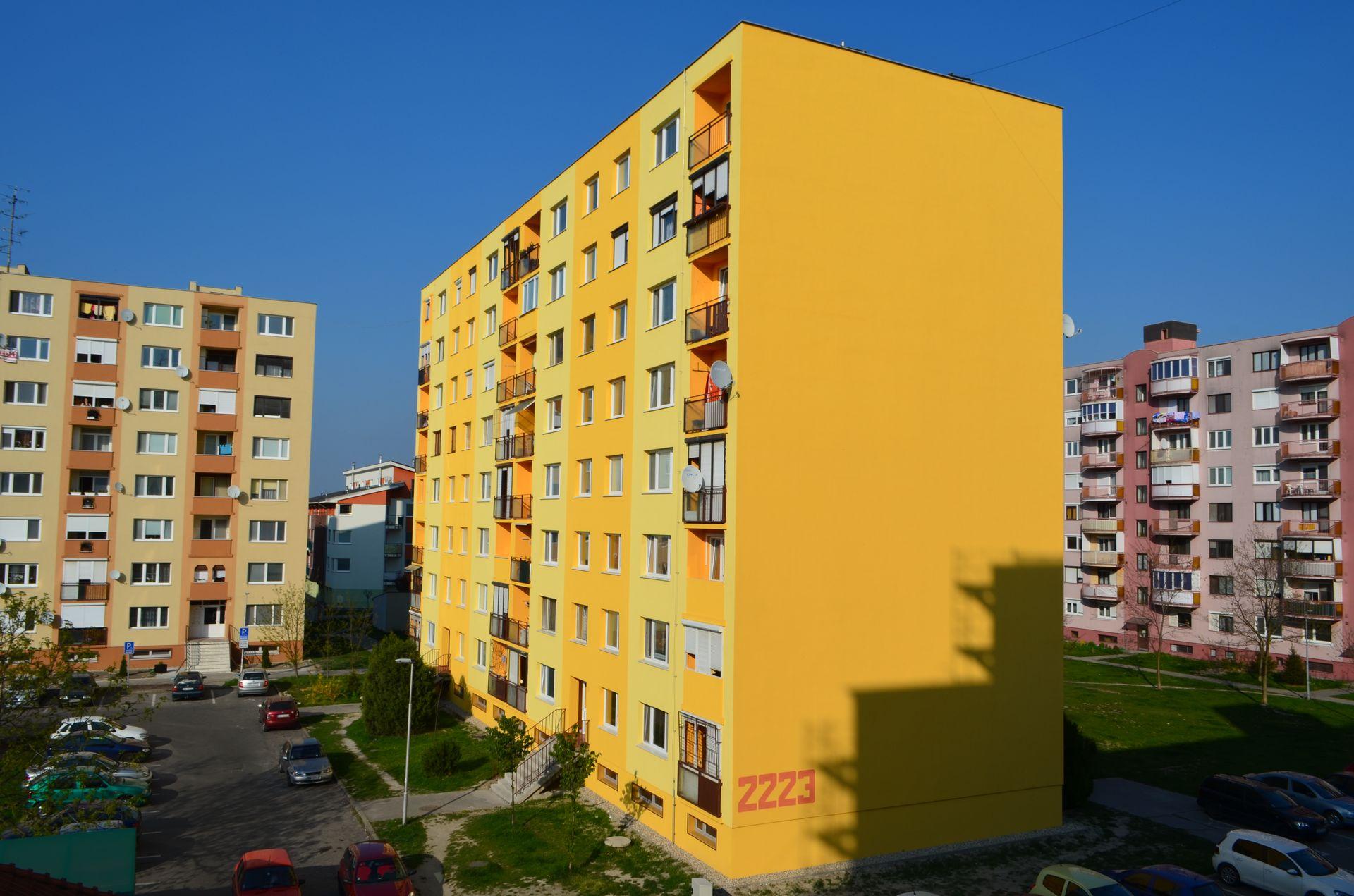 Zateplenie bytových domov